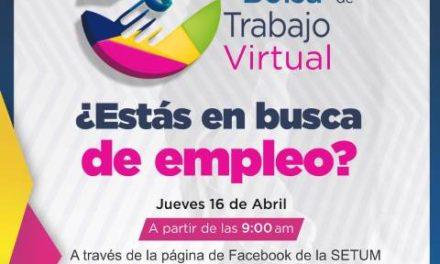 ¡Tere Jiménez pondrá en marcha el primer jueves de bolsa de trabajo virtual!