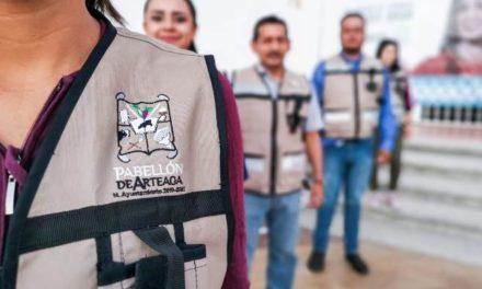 ¡Sólo comercios esenciales podrán operar en Pabellón de Arteaga!