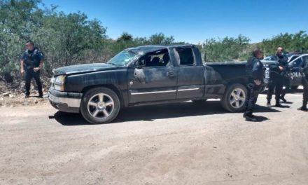 ¡Policías de Aguascalientes persiguieron a delincuentes de Zacatecas!
