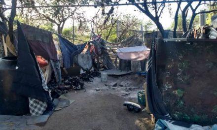 ¡Catearon predio de los asaltantes que operaban en Aguascalientes y Zacatecas!