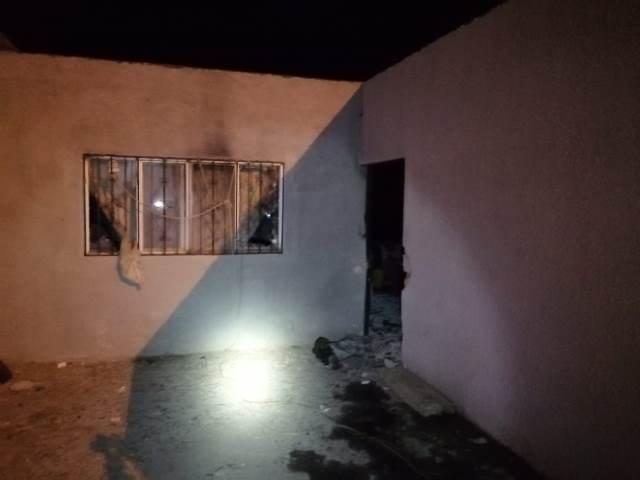 ¡Detuvieron a 2 sujetos que asesinaron a una pareja al incendiar su casa en Aguascalientes!