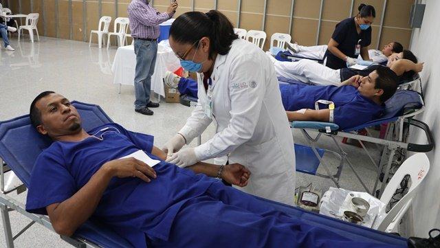 ¡Garantiza ISSEA abasto de sangre y plaquetas durante la contingencia por COVID-19!