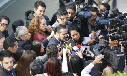 ¡Negligencia del Gobierno pone en riesgo al personal del IMSS ante COVID-19: Fernando Herrera!