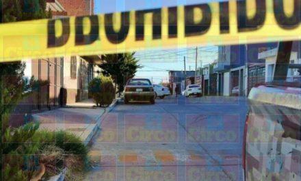 ¡Intentaron ejecutar a un individuo y lo hirieron en las piernas en Zacatecas!