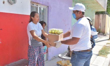 ¡Inicia DIF de Jesús María con gira de entrega de apoyos alimentarios!