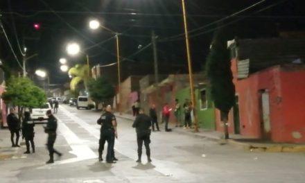 ¡Grave ratero y vicioso que fue baleado al intentar ejecutarlo en Aguascalientes!