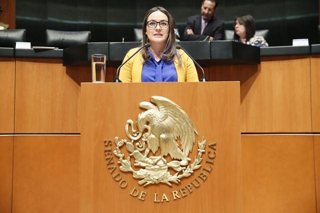 ¡Exhorta Martha Márquez al Gobierno Federal a reorientar gasto de megaobras en atención a pandemia!