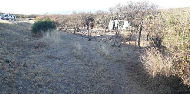 ¡Una joven murió tras volcar su auto en Calvillo, Aguascalientes!