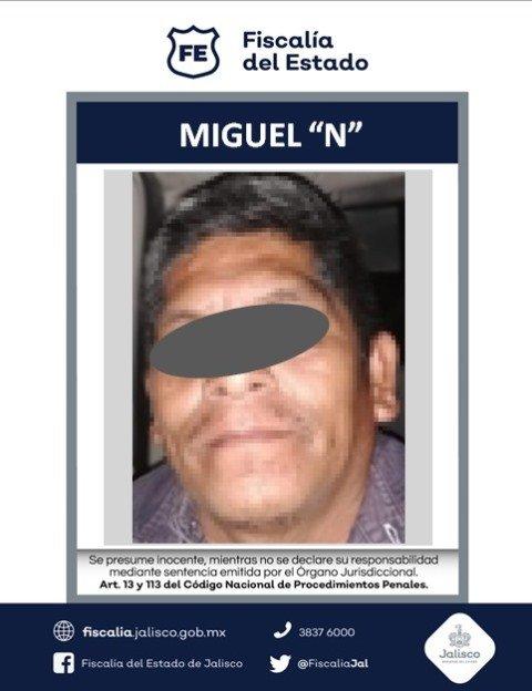 ¡Detenido sujeto que participó en el robo de varios transformadores en Lagos de Moreno!