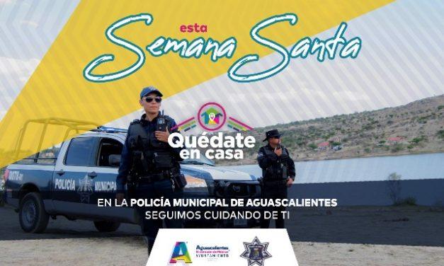 ¡Policía Municipal realizará operativo especial por Semana Santa!