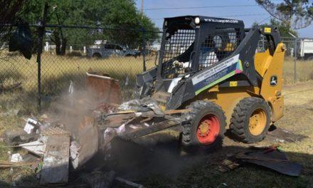 ¡Municipio inicia segunda etapa del mega operativo de limpieza de áreas infecciosas!