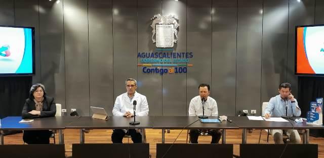 ¡Suman 40 los pacientes de COVID-19 recuperados en Aguascalientes!
