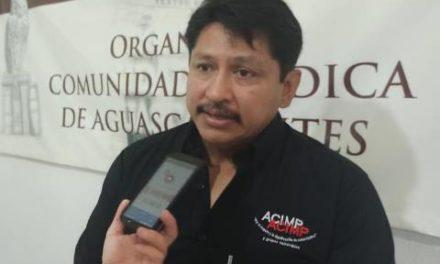 ¡El 80 por ciento de los comercios de Aguascalientes sin ventas: Pedro Arontes!