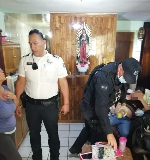 ¡Joven intentó matarse clavándose un cuchillo en el pecho en Aguascalientes!
