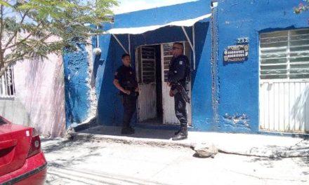 ¡Hombre se colgó en su casa en la colonia Vicente Guerrero en Aguascalientes!