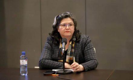 ¡Se confirma el contagio de coronavirus de personal del Sector Salud: María Eugenia Velasco Marín!
