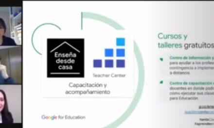 ¡Fortalece IEA uso de plataformas electrónicas para continuar ciclo escolar 2019-2020!