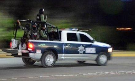 ¡Policías se enfrentaron a balazos con delincuentes en Guadalupe!