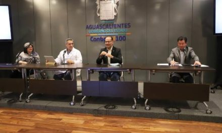 ¡Se instalarán 10 túneles sanitizadores en Aguascalientes: Martín Orozco Sandoval!
