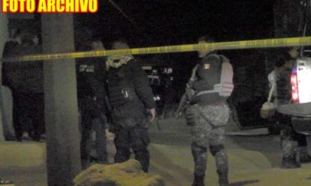 ¡Ataque en campamento minero dejó un joven ejecutado en Fresnillo!