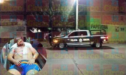 "¡A balazos intentaron ejecutar al comerciante ""El Lupe"" o ""El Pedotes"" en Aguascalientes!"