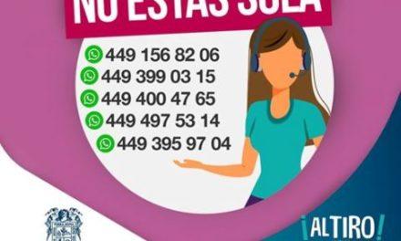 ¡Pese a acciones contra la violencia doméstica por parte de autoridades, 8 de cada 10 denunciantes otorgan el perdón al agresor: Nancy Gutiérrez Ruvalcaba!