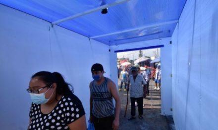 ¡El Agropecuario continuará con la utilización de túneles sanitizantes: Gerardo Palomino Macías!
