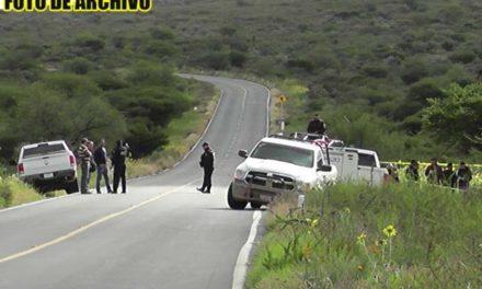 ¡Policías de Investigación de Zacatecas abatieron a un delincuente!