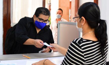 ¡Administración de Tere Jiménez continúa entregando apoyos económicos a sectores afectados por la emergencia sanitaria!