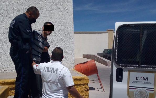 ¡Asesino buscado en Estados Unidos fue detenido en Aguascalientes!