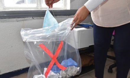 ¡Reitera Municipio llamado a separar la basura para reducir el riesgo de contagio!