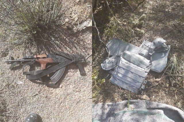 ¡Aseguró PEP armamento en Villa González Ortega; hay un detenido!
