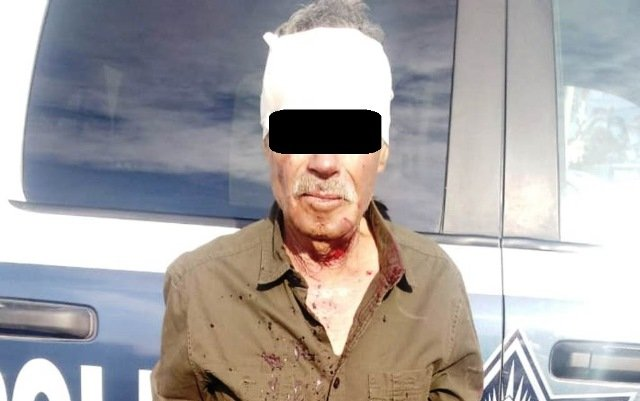¡A balazos, septuagenario hirió a un quincuagenario en Calvillo, Aguascalientes!