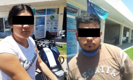 ¡Distribuidores de droga fueron capturados por elementos de la SSPE!