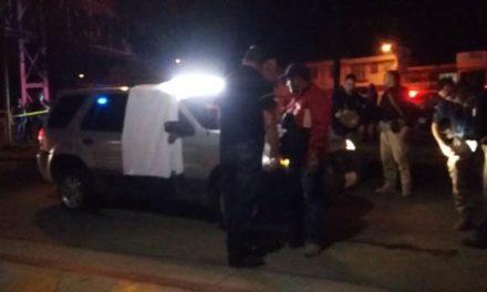 """¡Sicario """"El Negro"""" o """"El Concho"""" ejecutó a un individuo e hirió a otro en Aguascalientes!"""