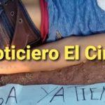 ¡Hombre fue ejecutado degollado a espaldas de la Unidad Deportiva en Calera!