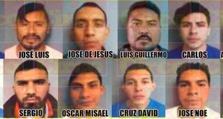 ¡Se fugaron 12 reos de alta peligrosidad por un túnel del CERERESO de Cieneguillas en Zacatecas!