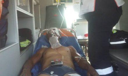 ¡2 niños murieron y un hombre resultó lesionado tras incendio en una planta tratadora en Aguascalientes!