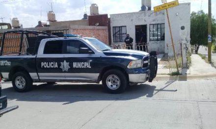 ¡Policías municipales de Aguascalientes evitaron que un hombre se quitara la vida!