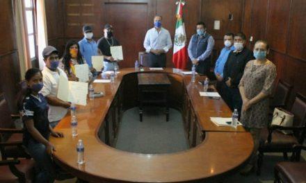 ¡Da el Gobierno de Jesús María certeza jurídica a familias de víctimas del accidente a Chalma!