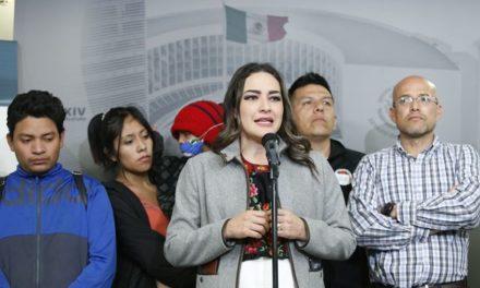¡Exhorta Martha Márquez a titulares de Hacienda y de Salud a abastecer medicamentos para quimioterapias!