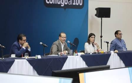¡Salud y reactivación económica de Aguascalientes durante contingencia sanitaria, corresponsabilidad de los tres poderes del Estado!