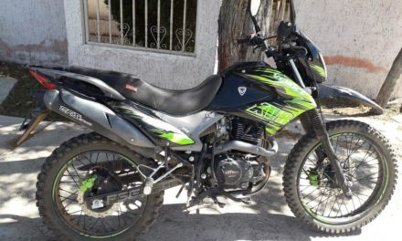 ¡Tras agresión en Pánfilo Natera, PEP aseguró una motocicleta, no hubo heridos!