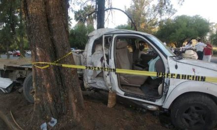 ¡3 muertos y 3 lesionados dejó fuerte accidente en Aguascalientes!