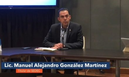 ¡Guardia Sanitaria revisará 9 empresas por semana para reanudar operaciones: Manuel Alejandro González Martínez!