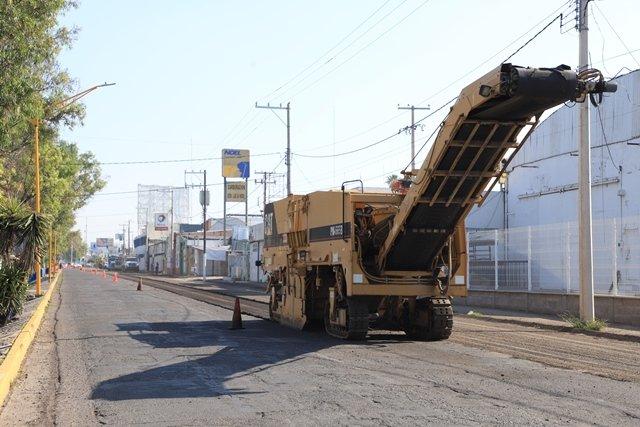 ¡Inicia nueva etapa de rehabilitación de la avenida Petróleos Mexicanos!