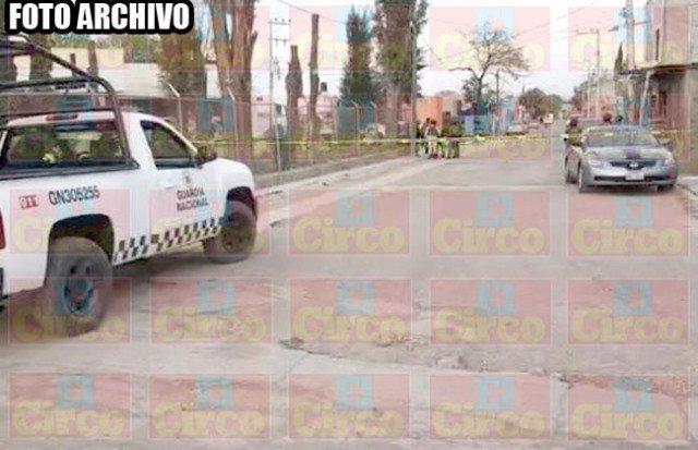 ¡Efectivos de la Guardia Nacional rescataron a un secuestrado en Francisco R. Murguía!