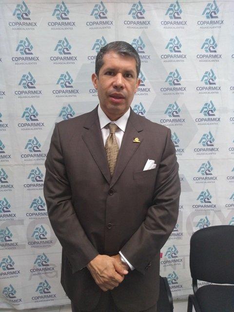 ¡COPARMEX en espera de que se reanuden las actividades económicas: Raúl González Alonso!