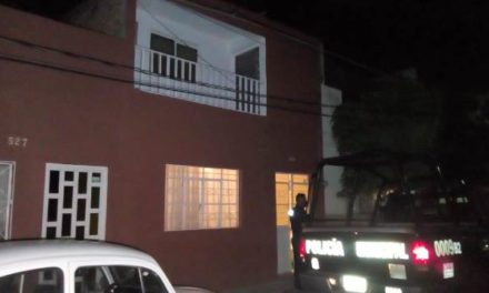 ¡Hombre se quitó la vida en la colonia Miravalle en Aguascalientes!