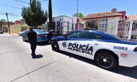 ¡Hombre se colgó en una oficina en Vista del Sol en Aguascalientes!